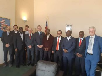 The Government of Liberia through the Liberia Water &Sewer Corporation LWSC) has signed an MOU with two Italian Companies PSC Srl Engineering and Con